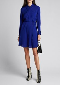 Milly Val Handkerchief Shirtdress
