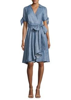 Milly Valerie Linen Dress