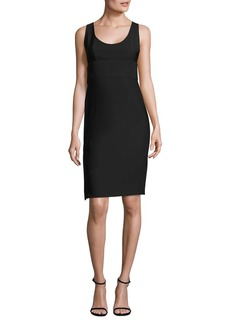 Milly Veronica Tech Stretch Dress