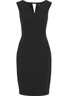 Milly Woman Cady Dress Black