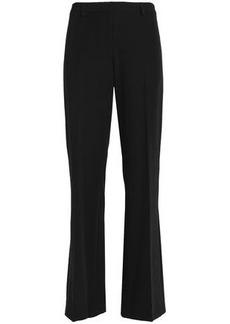 Milly Woman Cady Straight-leg Pants Black