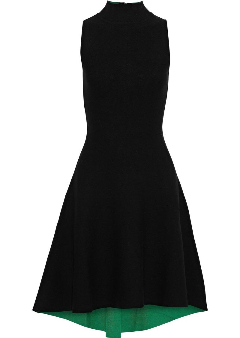 Milly Woman Ponte Dress Black