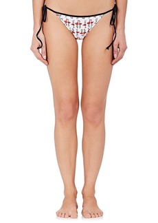 Milly Women's Biarritz String Bikini Bottom