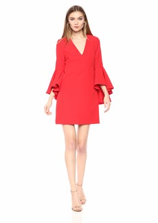 MILLY Women's Cady Nicole Dress