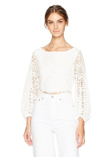 MILLY Women's Camilla Top