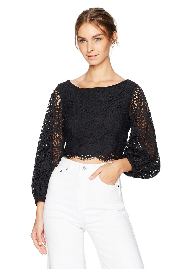 MILLY Women's Camilla Top  0