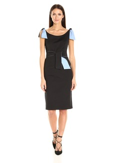MILLY Women's Candice Tie Dress