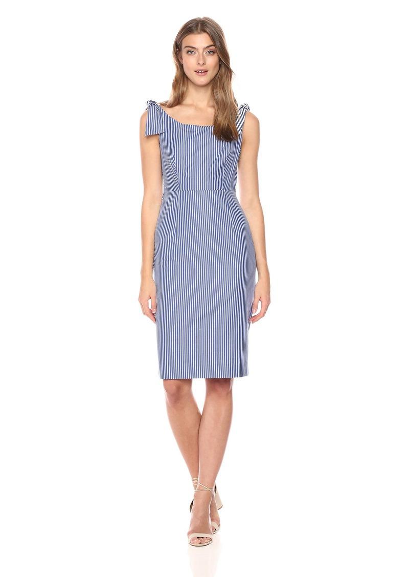 MILLY Women's Candice Tie Dress