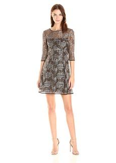 MILLY Women's Celia Mini Dress