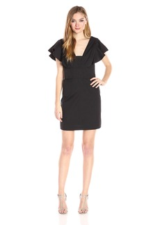 MILLY Women's Deni Dress