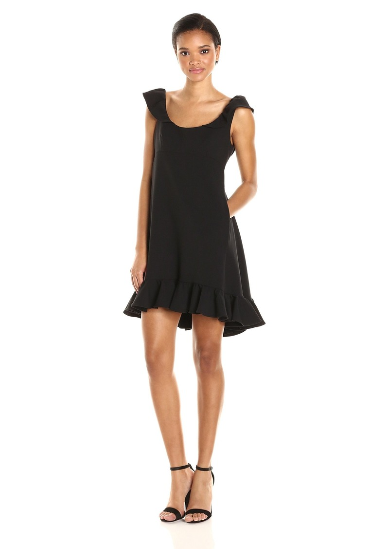 MILLY Women's Doubleweave Cady Lindsey Dress