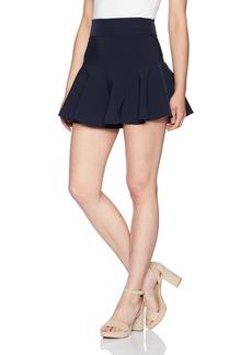 Milly Women's Flutter Culotte Shorts