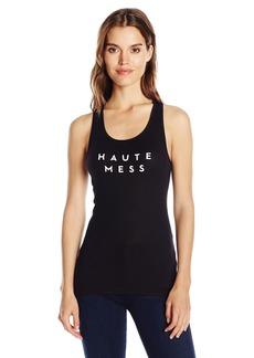 MILLY Women's Haute Mess Tank  S