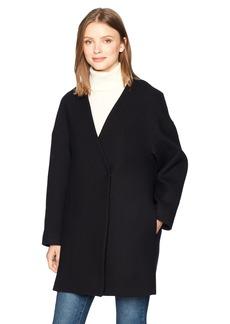 MILLY Women's Helen Coat  M