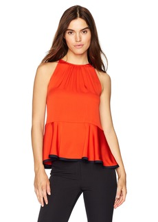 MILLY Women's Holly Top  S
