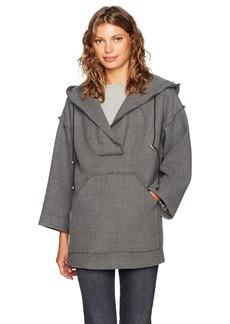 MILLY Women's Hoodie Coat  S