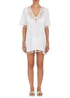 Milly Women's Ipanema Embellished Cover-Up Dress