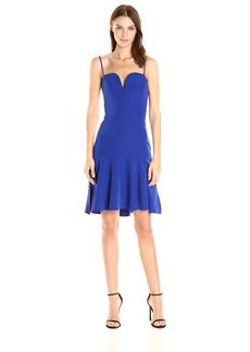 Milly Women's Italian Cady Kelly Dress