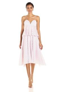 Milly Women's Melody Midi Dress