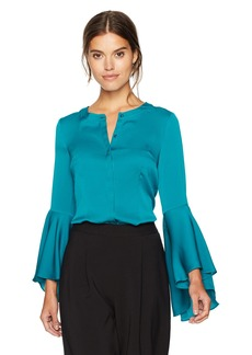 MILLY Women's Michelle Blouse