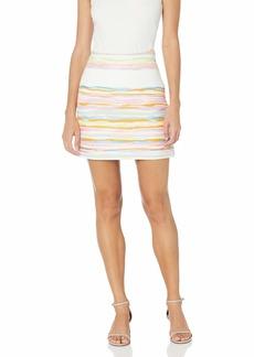 MILLY Women's Mini Skirt