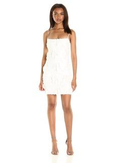 Milly Women's Mini Slip Dress