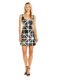 MILLY Women's MOD Mini Dress