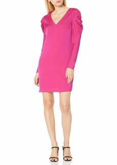 MILLY Women's Silk Dress