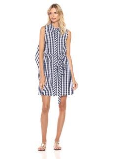 MILLY Women's Sleeveless Avery Dress  XS
