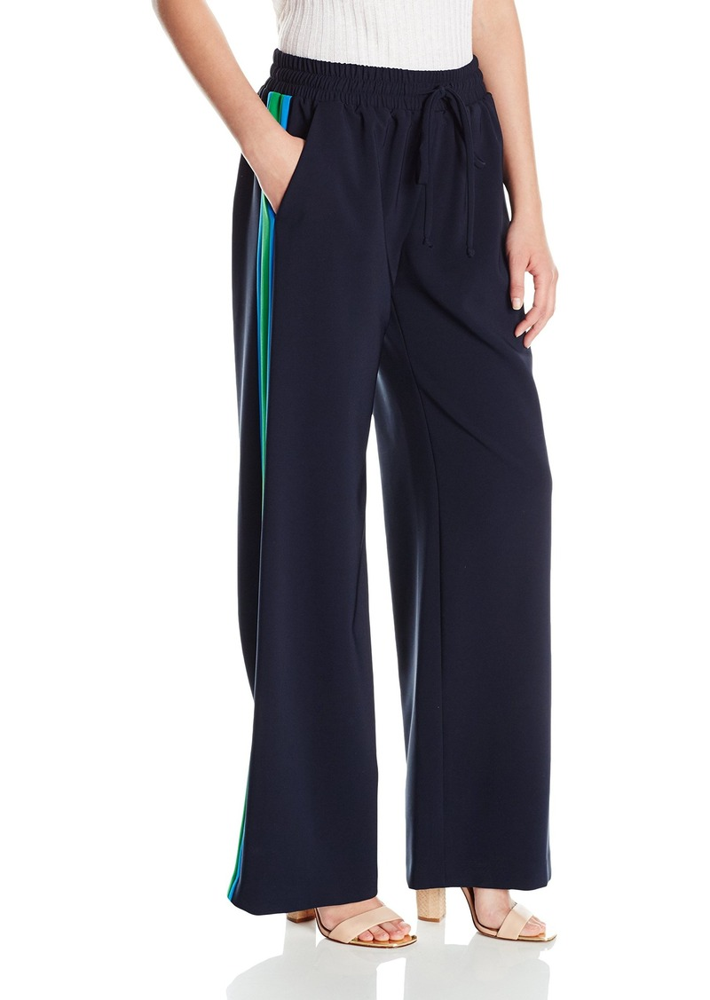 MILLY Women's Track Pant  L