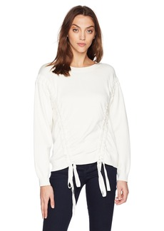 MILLY Women's Tunnel Sweatshirt  P