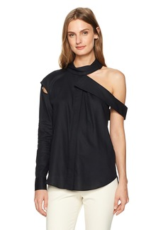 MILLY Women's Vicky Top