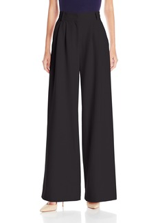 Milly Women's Wide Leg Trouser