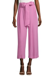 Milly Natalie Silk Pants