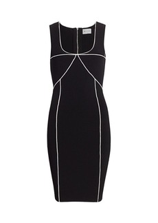 Milly Piped Bodycon Dress