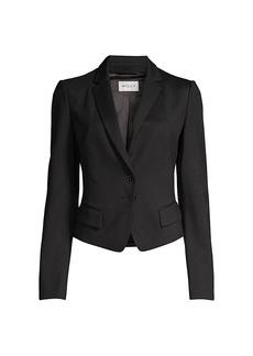 Milly Ponte Blazer Jacket