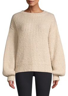 Milly Puff Sleeve Sweater