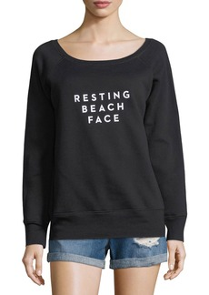 Milly RESTING BEACH FACE SCOOP NEC