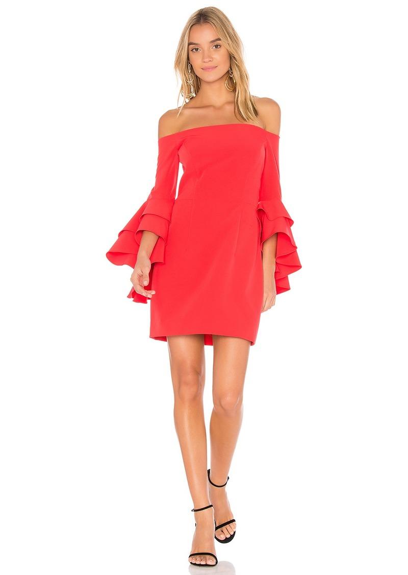 813e8ef310 Milly Selena Ruffle Dress