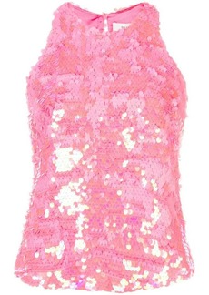 Milly sequined top