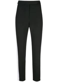 Milly side stripe slim trousers