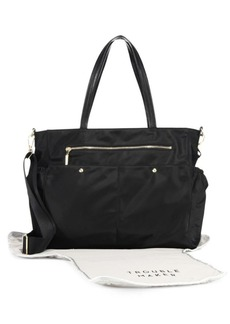 Milly Solid Diaper Bag