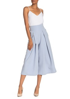 Milly Solid Pleated Culottes