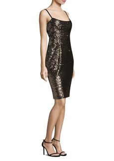 Milly Tara Sequined Dress