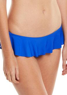 Milly Vita Italian Ruffle Bikini Swim Bikini Bottom