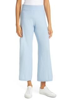 Women's Milly Sequin Wide Leg Pants