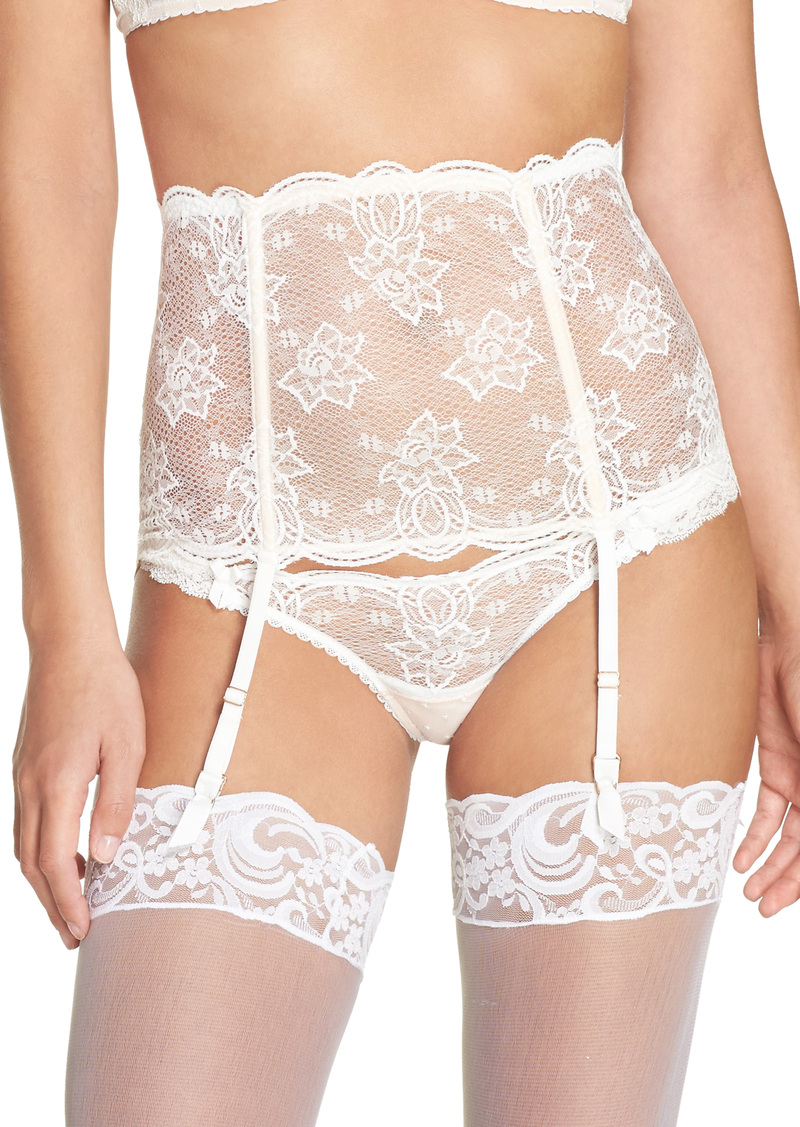 4afbd79b33d6 Mimi Holliday Mimi Holliday Carousel High Waist Garter Belt | Intimates