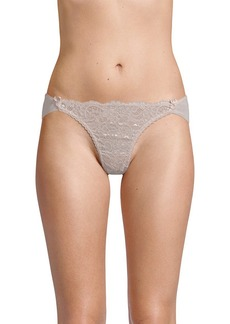 Mimi Holliday Mesh Lace Bikini Brief