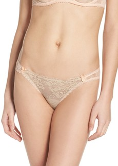 Mimi Holliday Toffee Dazzler Lace Panties