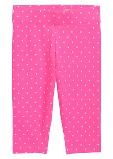 Mini Boden Boden Cropped Leggings (Toddler Girls, Little Girls & Big Girls)